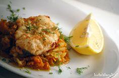 Kuchnia Bazylii: Dorsz po grecku
