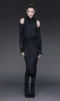 Outfit for Jedi Doctor Rig Nema Donna Karan's Urban Zen Collection