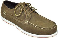 NEW Rugged Shark WHALER Comfort Casual Boat Shoe