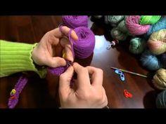 DROPS Knitting Tutorial: How to knit Raglan - YouTube