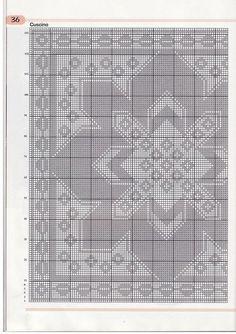 Un'Arte per Creare Filet 32. Обсуждение на LiveInternet - Российский Сервис Онлайн-Дневников