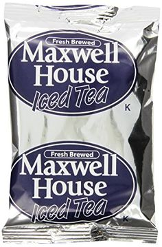 Maxwell House Iced Tea, Filter Paks (Pack of ** You can get more details by clicking on the image. Amazon Website, Pour Over Coffee, Iced Tea, Taste Buds, Fresh Fruit, Brewing, Filter, Basket, Favorite Recipes