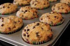 LOS MUFFINS DE BANANA Y CHOCOLATE. Los Muffins son muy fáciles de preparar y con unos pocos minutos de horno -