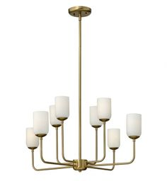 Hinkley Lighting - Harlow 8 Light Chandelier