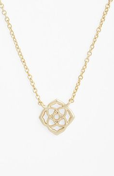 7babbb78fb0294 Kendra Scott  Decklyn  Pendant Necklace available at  Nordstrom Cute  Jewelry