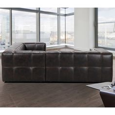 athens memory foam sectional sofa