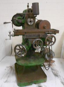 Image is loading Steptoe-Co-Horizontal-Mill-W-Peerless-Motor-1750-