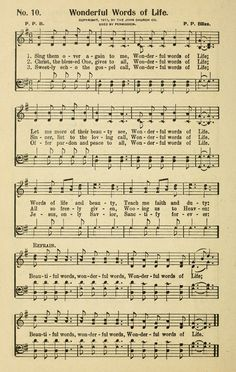 fill my cup lord sheet music pdf