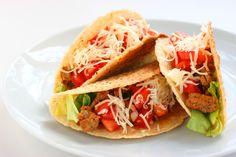 Tacos de boeuf haché à la cerveza