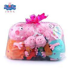 Original Brand Set Peppa Pig Stuffed Plush Toy 19 Peppa George Pig Family Party Dolls Christmas New Year Gift For Girl George Pig, Peppa Pig, Toys For Girls, Gifts For Girls, Girl Toys, Cow Toys, Pig Family, Pet Pigs, New Year Gifts