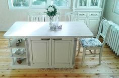 kitchen bar island Lyon - Sideboards and cabinets