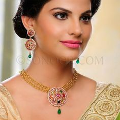 Sonoor Traditional Jewelry Designs 2015 | Indian Jewelry Designs - Styles4Me ☂ ☂. ☺. ☻