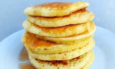 This Grandpa's Homemade Fluffy Pancake is my daughter's grandfather's recipe. It's the best pancake I've ever taste. Easy pancake recipe you can make.