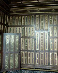 Château de Blois - Cabinet de Catherine de Médicis