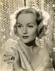 Carole Lombard 1935                                                                                                                                                                                 More
