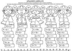 Album Archive - Descubro Números 0 al 100 Preschool Math, Preschool Worksheets, Math Classroom, Teaching Math, Math Activities, Elsa Coloring Pages, Math Websites, 2nd Grade Math Worksheets, Kids English