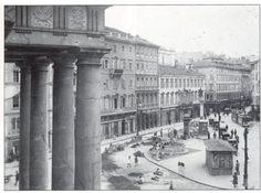 piazza della borsa