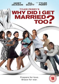 Rent Tyler Perry's Why Did I Get Married Too? starring Tyler Perry and Janet Jackson on DVD and Blu-ray. Get unlimited DVD Movies & TV Shows delivered to your door with no late fees, ever. One month free trial! Dirty Dancing, Janet Jackson, Michael Jackson, Love Movie, Movie Tv, Movie Theater, Theatre, Movies Showing, Movies And Tv Shows