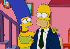 The Simpsons Update: Homer & Marge Are (Still) Not Divorcing in Season27( worst rumor ever)