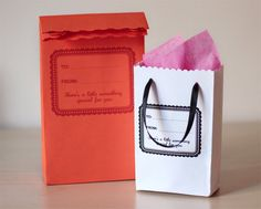 Make your own Paper Bag