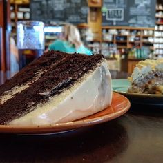 and there is nothing more to say as I enjoy this Guinness Cake, Passport, Dishes, Chocolate, Eat, Ethnic Recipes, Instagram, Food, Tablewares