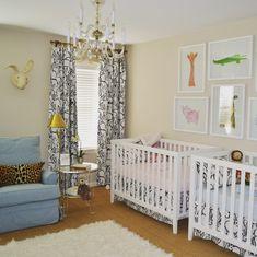 Boy Twin Nursery