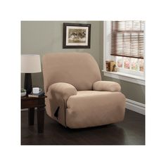 Stretch Sensation Double Diamond Jumbo Recliner Stretch Slipcover Beig/Green (Beig/Khaki  sc 1 st  Pinterest & MLB Boston Red Sox Recliner Slipcover | Recliner slipcover Boston ... islam-shia.org
