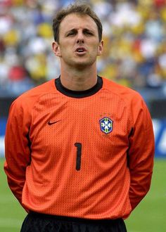 46ae562bd25 Portrait of Brazilian goalkeeper Rogerio Ceni
