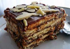"""Me Encanta el Chocolate: RECETA: """"MARQUESA CHOCO-ALMENDRAS"""""""