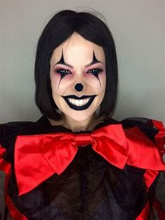 Image result for Easy Halloween Makeup