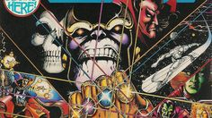 A Generation Defining Must Read Comic Book – The Infinity Gauntlet