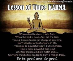 To stop being afraid and to start being empowered in the worlds of karma and reincarnation, here is what you need to know about karmic laws. Description from simplenewz.com. I searched for this on bing.com/images