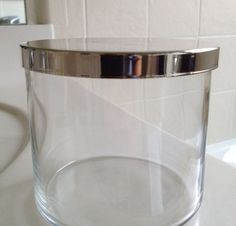 How to Remove Residual Candle Wax From Candle Jars: If you like to recycle and reuse stuff, here's one more tip for you--reuse old candle jars!