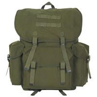Fox Outdoor NATO-style Backpack, in black.