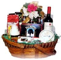 If youu0027re looking for a gourmet gift South Carolina gift baskets are the way to go. These baskets include some of the best Sou2026 | Sweet South Carolina !  sc 1 st  Pinterest & If youu0027re looking for a gourmet gift South Carolina gift baskets ...