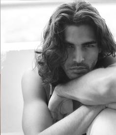 Mario Blanco. He is soooo gorgeous. Venezuela this time!