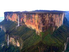angel falls venezuela -