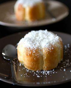 Recipe: Lemon and Coconut Mini Charlottes