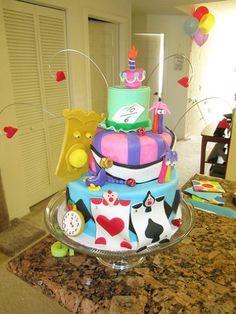 Sala de llenado Cake