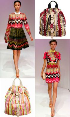 Guatemala Stripes    #fashion #trends #2012