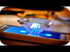 NÁVOD: Takto jednoducho si pomocou vášho telefónu vyrobíte 3D hologram!   AndroidPortal.sk
