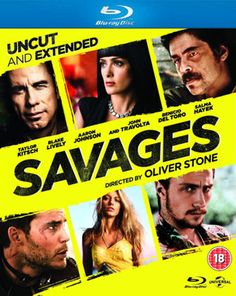 Savages - Uncut & Extended (2012)