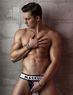 Vlad Galdin by Stas Vokman for Maskulo