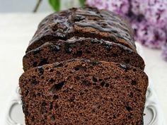 Loaf Cake, Nutella, Banana Bread, Desserts, Tailgate Desserts, Deserts, Postres, Dessert, Plated Desserts
