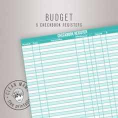 Printable Checkbook Register With Calendar Out Of Registers You