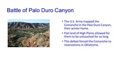 http://www.wow.com/wiki/Battle_of_Palo_Duro_Canyon