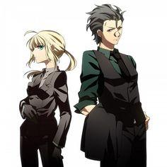 Lancer Saber Fate/ Zero