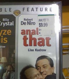 """""""Anal That"""" #ImDying"""