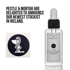 Ballisodare Pharmacy located in Co. Sligo - Proud stockists of Pestle & Mortar Hyaluronic Serum, Pharmacy, Skin Care, Cosmetics, Pure Products, Beautiful, Beauty Products, Apothecary, Skincare Routine