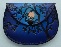 6a5f2656e2 Handmade Leather Crafts ~ MISI - Handmade in the UK Leather Carving, Arte  In Pelle